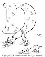 Coloring Book ABCs of Yoga for Kids by Teresa Anne Power