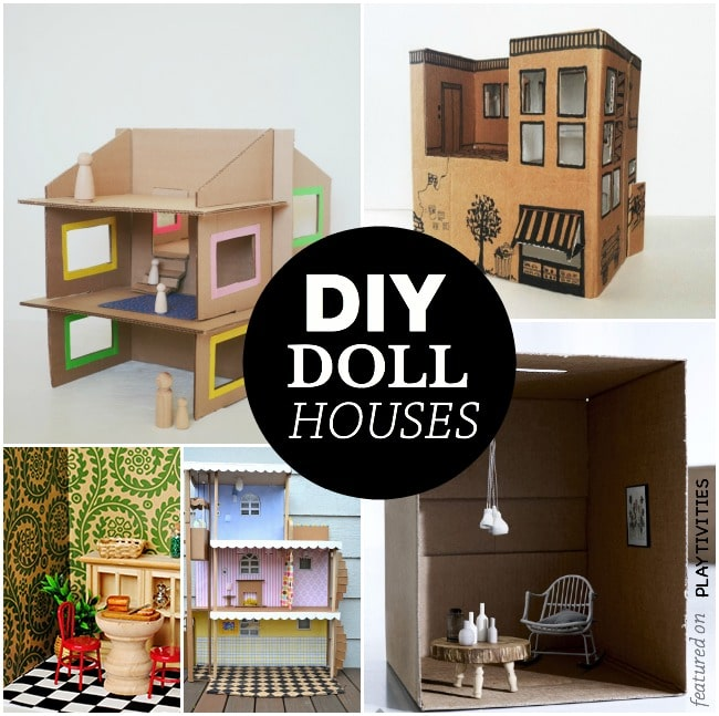 Pick Your Dream Doll House PLAYTIVITIES
