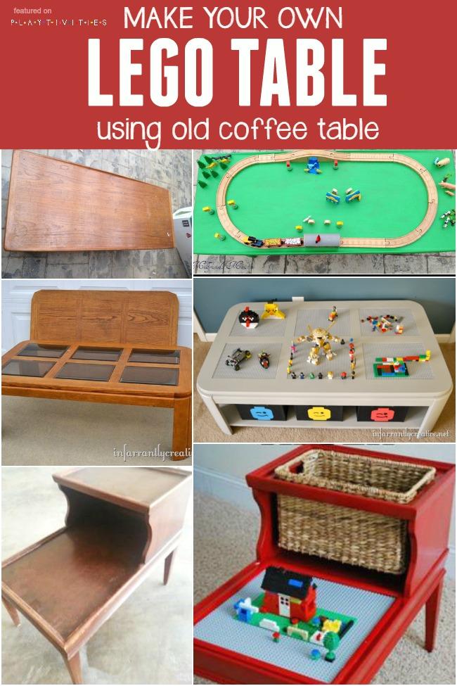 Repurposing Old Furniture Kid friendly ideas  PLAYTIVITIES