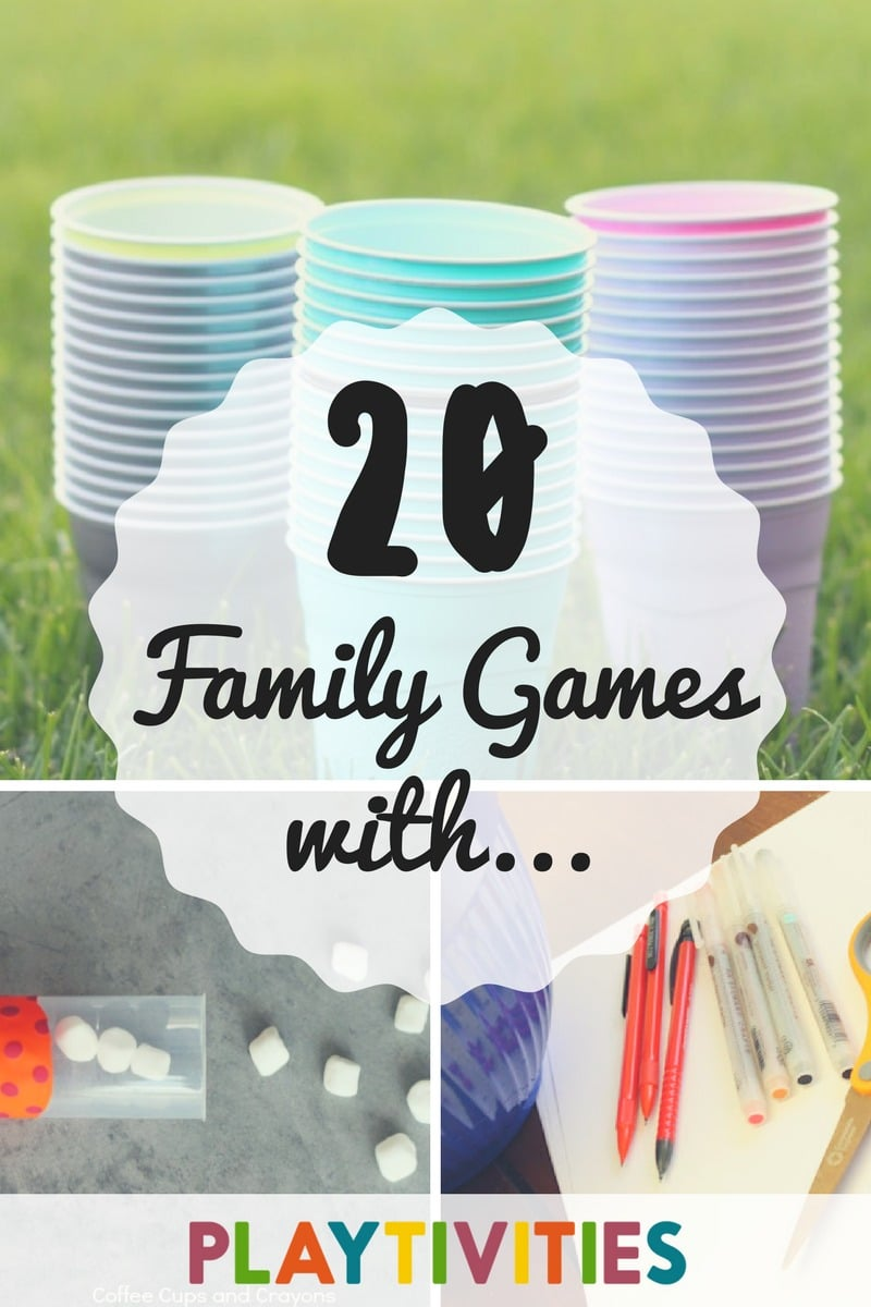 20 family games with