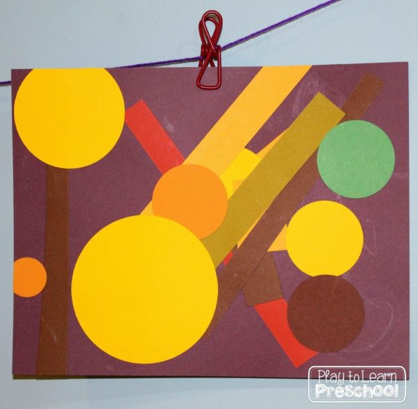 Picasso Art Projects for Preschool