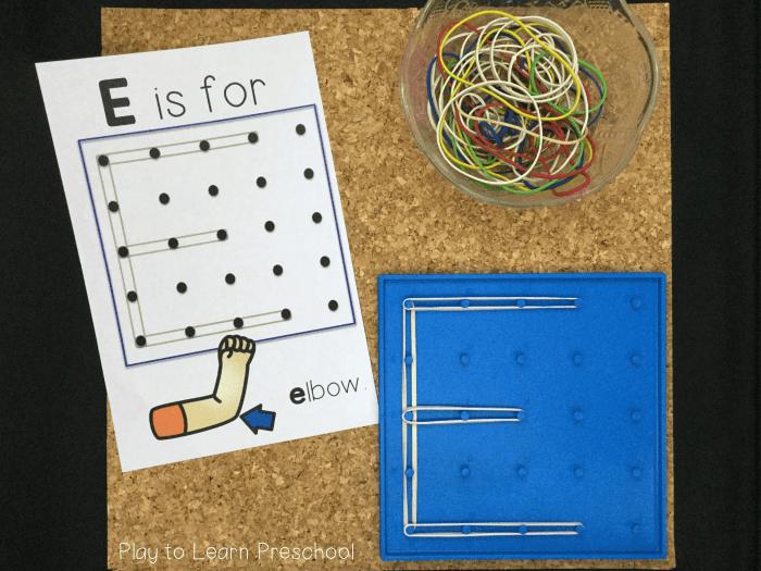 10 Hands On Ways For Preschoolers To Practice The Alphabet