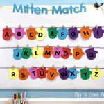 Mitten Matching Bulletin Board Play To Learn Preschool Interactive