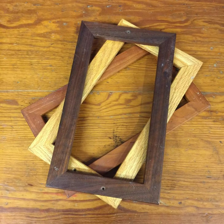 Picture Frames w/out glass