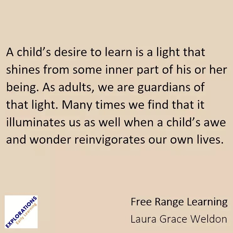 Free Range Learning | quote 2282 | Playvolution HQ