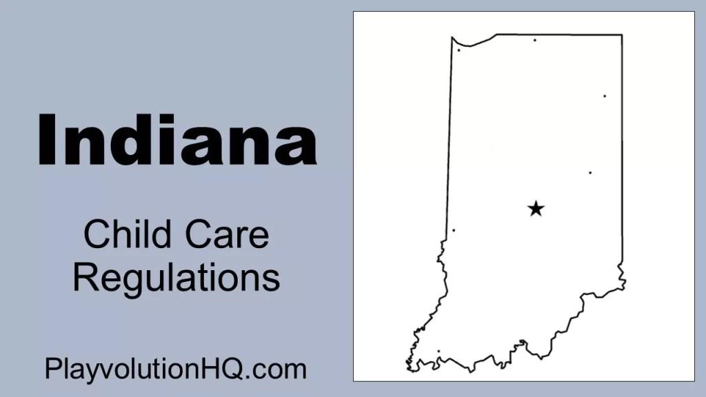 Licensing Regulations | Indiana