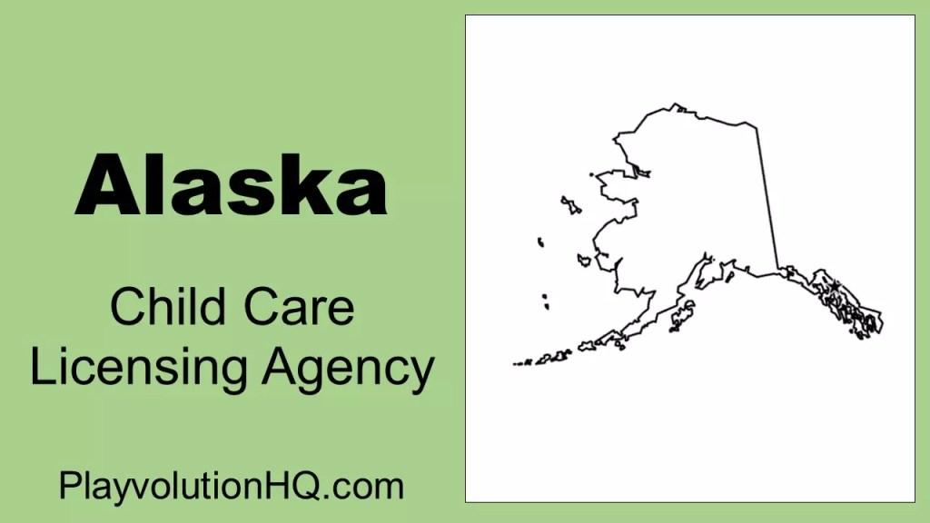 Alaska   Licensing Agency