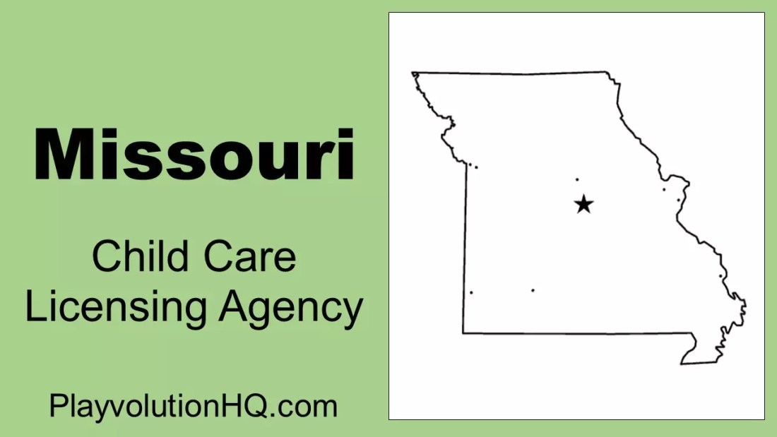 Licensing Agency   Missouri