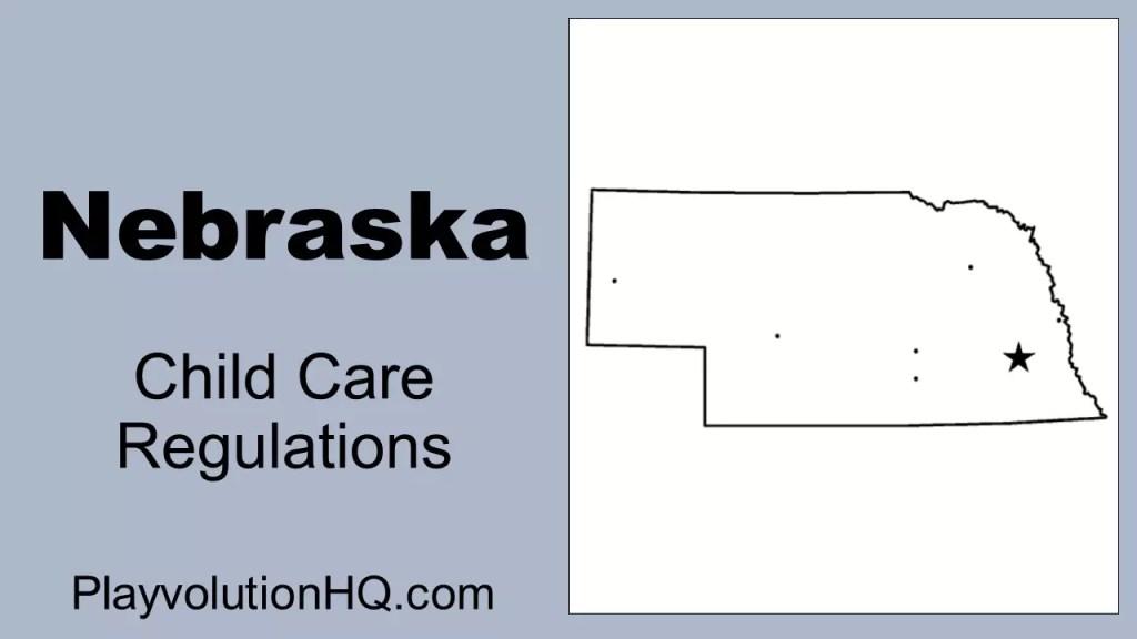 Licensing Regulations | Nebraska