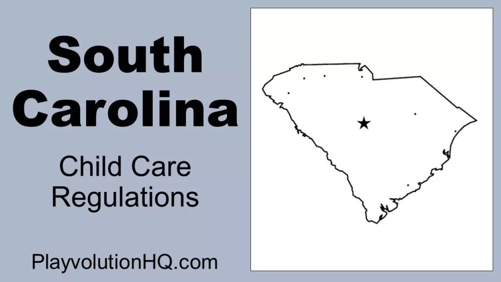 Licensing Regulations | South Carolina