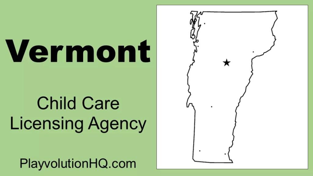 Licensing Agency | Vermont