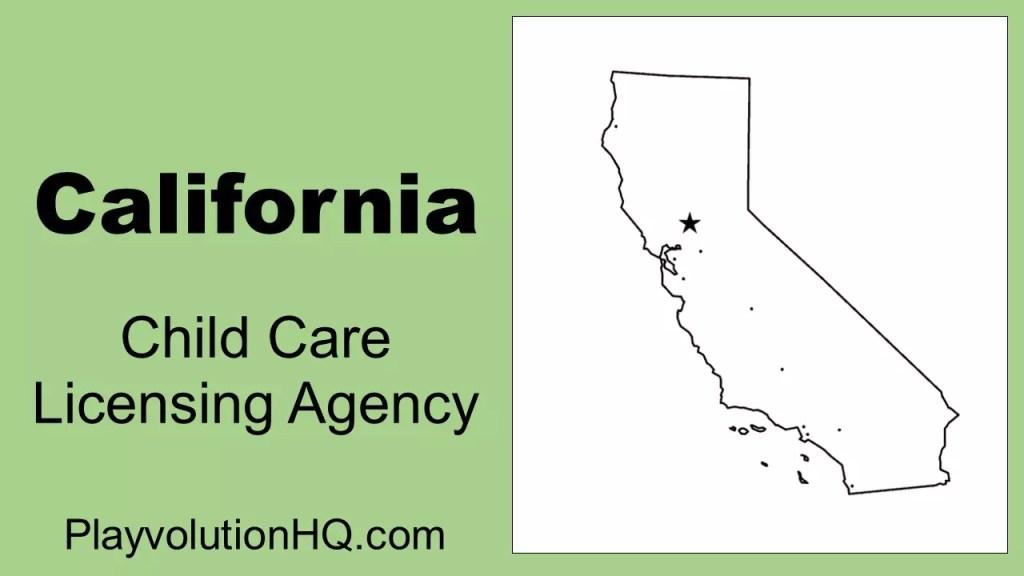 Licensing Agency | California