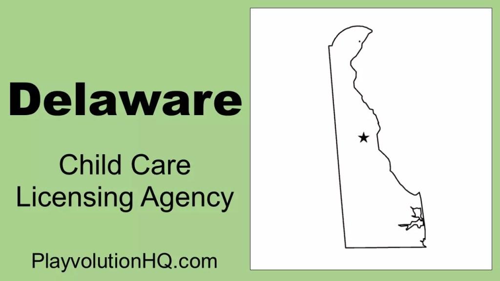 Licensing Agency | Delaware