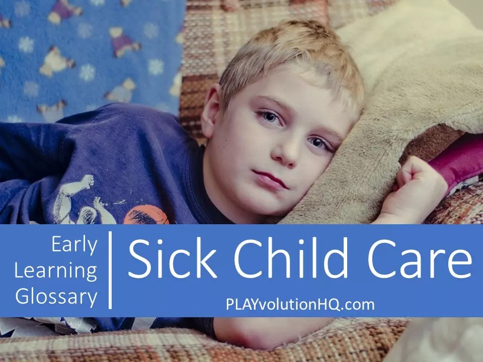 Sick Child Care