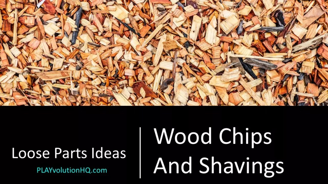 Wood Chips And Shavings