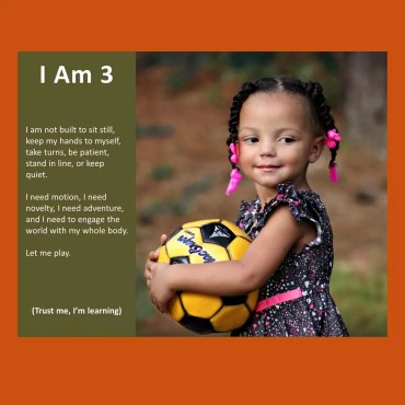 I Am 3 Poster (2.0) Download