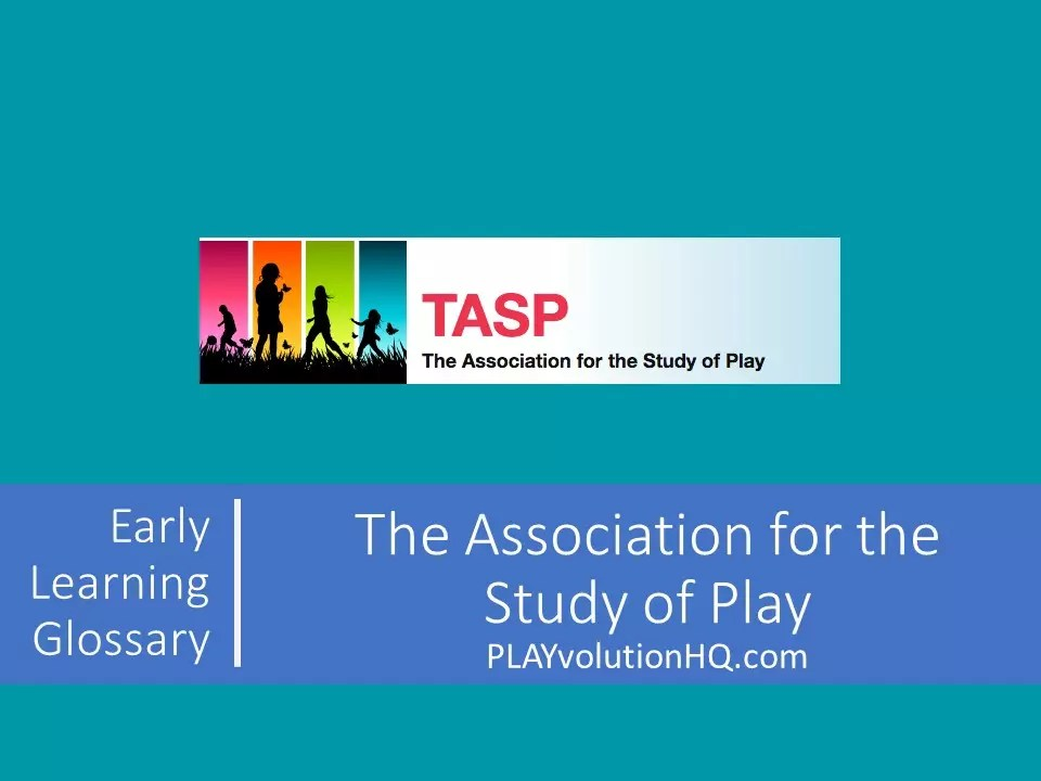 The Association for the Study of Play