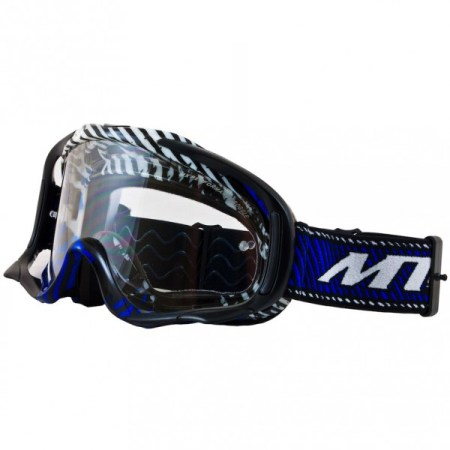 MT Motocross Goggles Blue