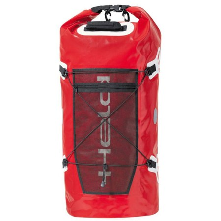 Held Waterproof Motorcycle Roll Bag Red
