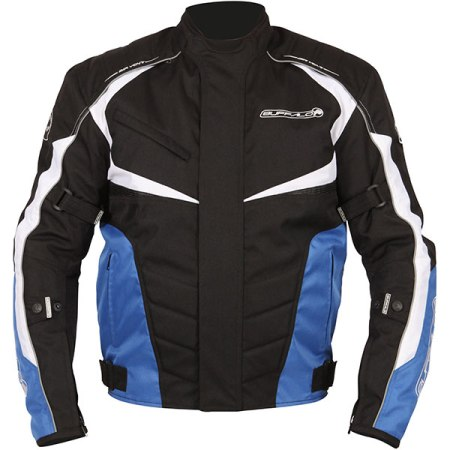 Buffalo Blitz Motorcycle Jacket Blue