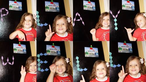 Elena, Play-Well In Sign Language