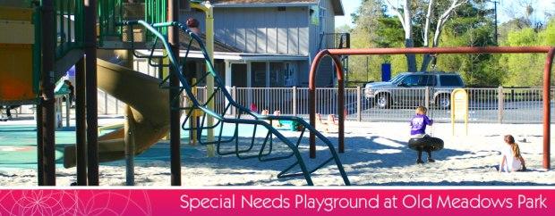 Special Needs Playground