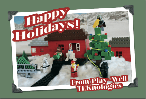 Happy Holidays Card