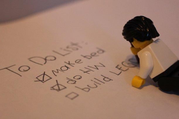 LEGO Checklist