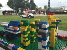 LEGO tackling dummies
