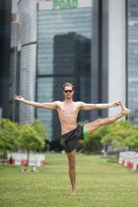20150502 - Cora Tamar Park Yoga II - 642