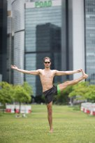 20150502 - Cora Tamar Park Yoga II - 651