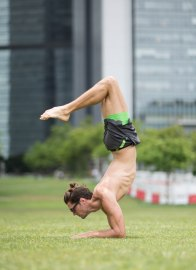 20150502 - Cora Tamar Park Yoga II - 669