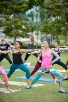 20150502 - Cora Tamar Park Yoga II - 877