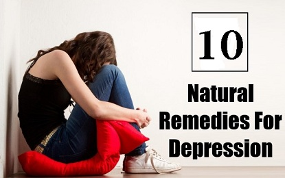 10 Natural Treatments To Coming Out From Depression