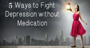 5 Natural Treatments To Deal With Depression Without Medication