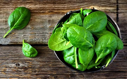 13 wonderful Health Benefits of Spinach