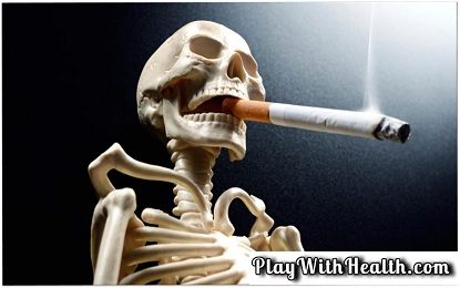 How Smoking And Tobacco Can Weakens Your Bones