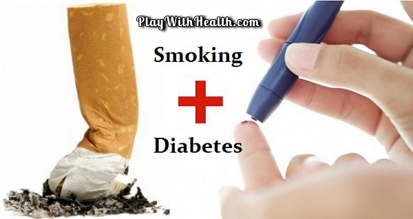 Know Smoking effects on Diabetics Patients