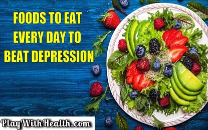 12 Foods I Eat Every Day to Beat Depression