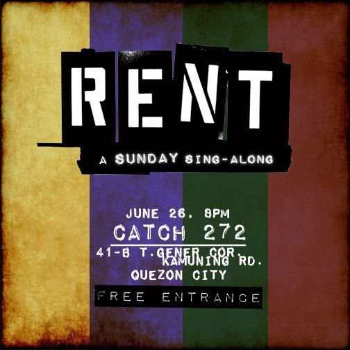 RENT: The Movie Musical Sing-along