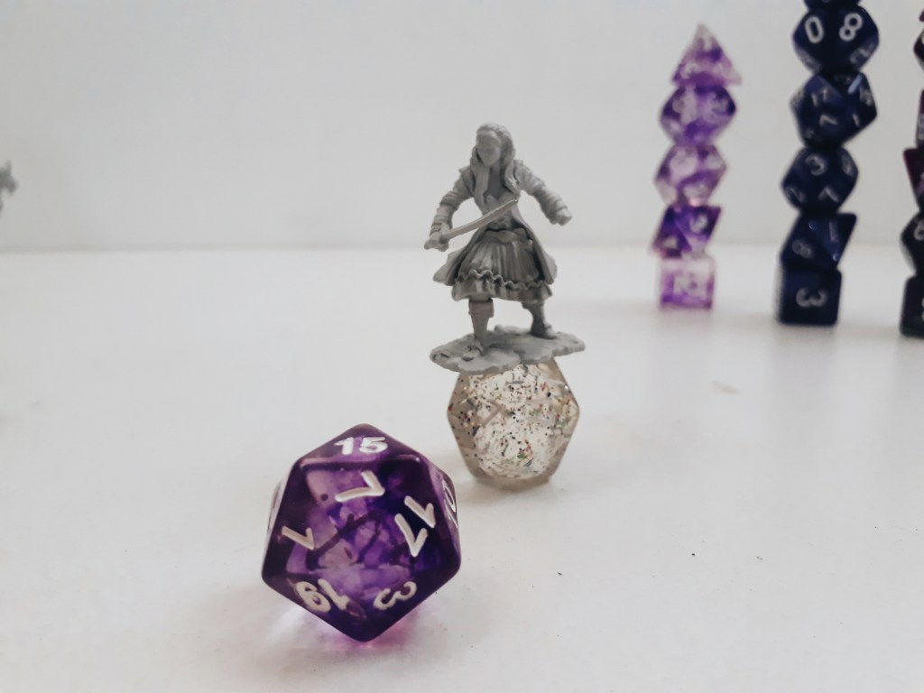 Tabletop Roleplaying Games and Mental Health
