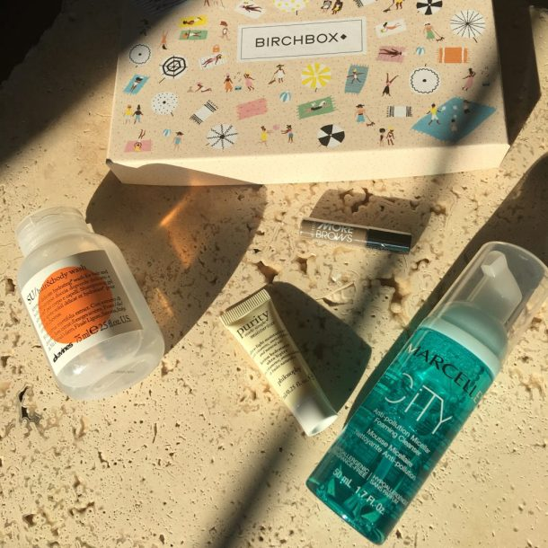 June 2018 Birchbox