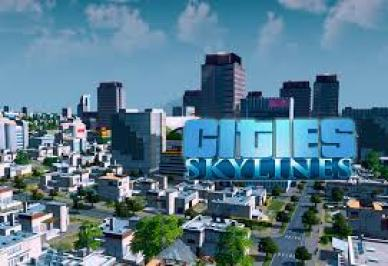 Cities: Skylines PC/Mac CD key+Crack PC game free download