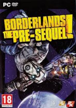 Borderlands: The Pre-sequel Highly Compressed PC Game For Download