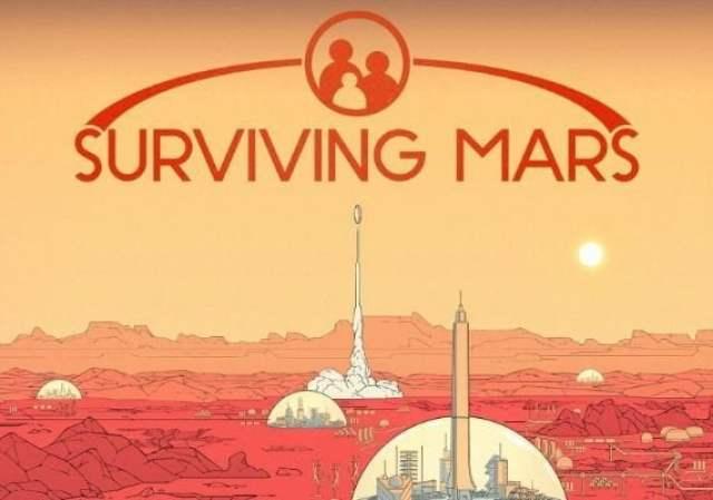 Surviving Mars CD Key + Crack PC Game Free Download