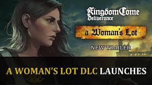 Kingdom Come Deliverance A Womans Lot Crack Download PC Game