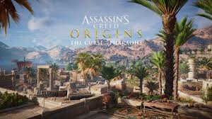 Assassin's Creed Origins The Curse of the Pharaohs Crack PC Download