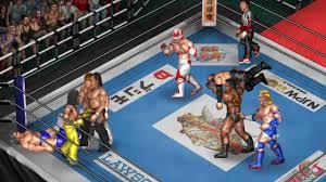 Fire Pro Wrestling World New Japan Pro Wrestling Crack PC Download