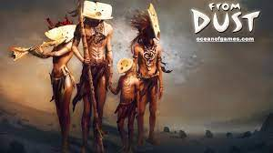 From Dust Crack Full PC Game CODEX Torrent Free Download