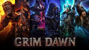 Grim Dawn Definitive Edition v1.1.8.0 Crack Codex Torrent Download